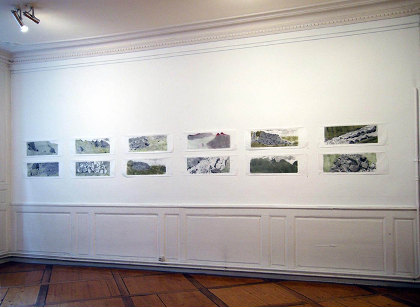 Exposition 2009 - Galerie Michel Foex