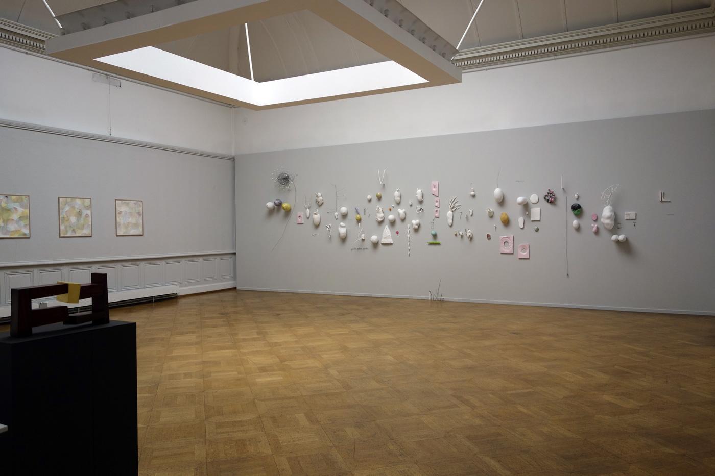 Tito Honegger à la Galerie Anton Meier